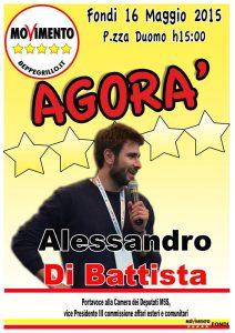 5 stelle Alessandro Di Battista