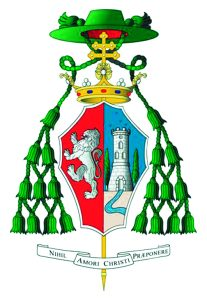Stemma Arcivescovo di Gaeta