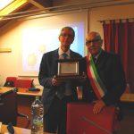 FORMIA  Premiazione. Prof, Giampaolo TortoraJPG