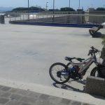 FORMIA rastrelliera piazza Aldo Moro